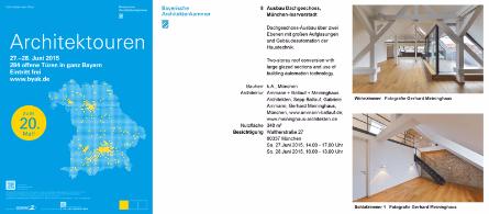 """Screenshot der Veröffentlichung in """"Architektouren 2015"""""""